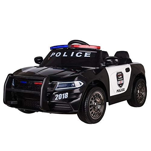 Happy Garden Voiture électrique Police américaine COP