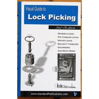 Preisvergleich Produktbild Die Visuelle Guide To Lockpicking mit Kreditkarte Pick-Set.