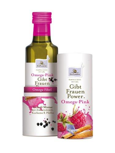 Bio Planete Bio Omega Pink Leinöl-Mixtur (1 x 100 ml)