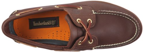 Timberland 71510, A bout rond homme Marron (Dark Brown Smooth 74035)