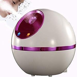 Nano-Dampf Atomization 350 Ml Unabhängige Heißer Und Kalter Luftbefeuchter Intelligente Temperaturregelung PTC Heizung Sauna (UK Stecker)