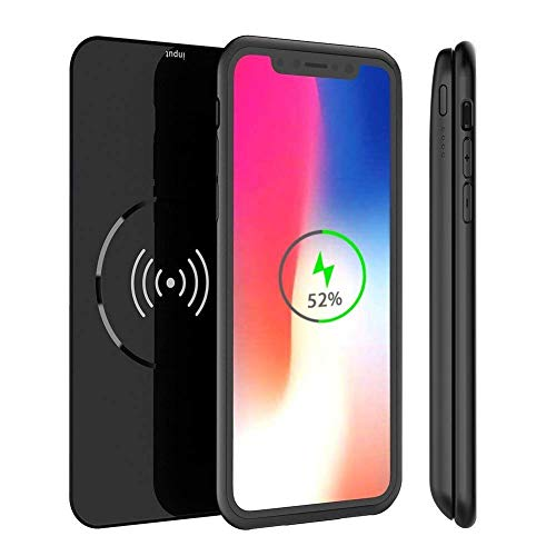 Cover batteria per iPhone X 5000 mAh