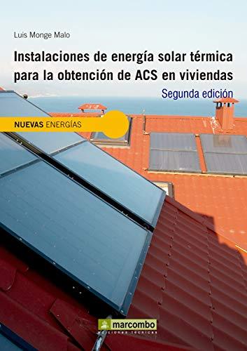 Este libro está orientado a todos aquellos que deseen iniciarse en la elaboración de los proyectos técnicos requeridos para la instalación de sistemas de energía solar térmica para la obtención de agua caliente sanitaria en edificios de viviendas.En ...