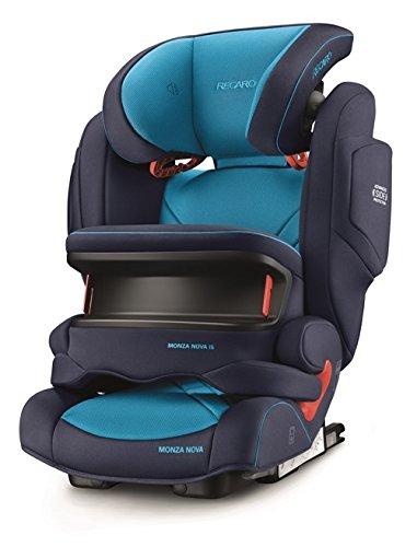 Preisvergleich Produktbild RECARO Monza Nova IS Seatfix Xenon Blue