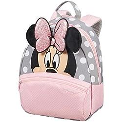 SAMSONITE Disney Ultimate 2.0 - Backpack Small Mochila Infantil, 28 cm, 7 Liters, (Minnie Glitter)