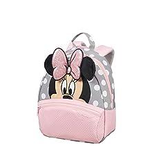 Samsonite Disney Ultimate 2.0 - Kinderrucksack S, 28.5 cm, 7 L, Mehrfarbig (Minnie Glitter)