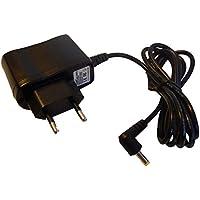 vhbw 220V Netzteil Ladegerät Ladekabel für Alle Blutdruckmessgeräte von Omron Wie S(6024HW5SW).