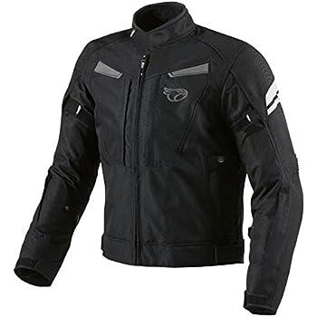 JET Motorradjacke Herren Textil Wasserdicht Winddicht Mit