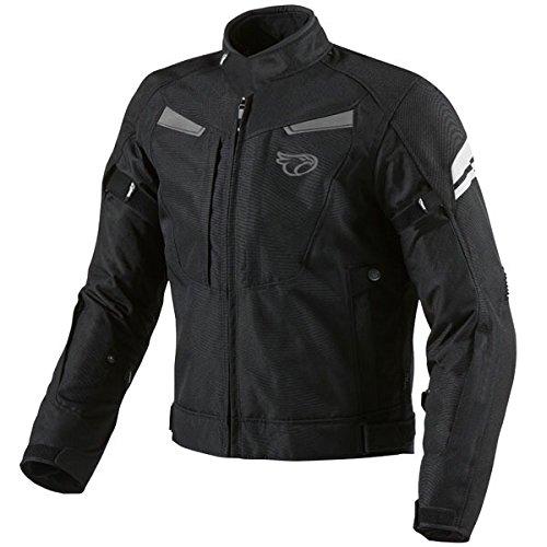 JET Chaqueta moto motocicleta impermeable armadura