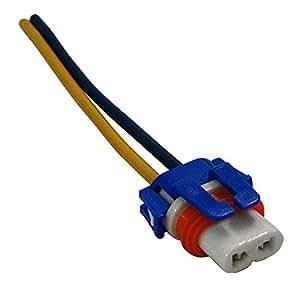 AERZETIX - Fiche faisceau câble pour ampoule HB4 9006 12V 24V en céramique haute qualité