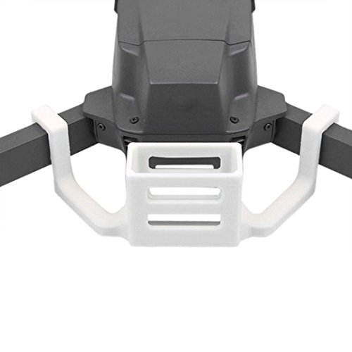 Preisvergleich Produktbild Hunpta RF-V16 GPS-Tracker Halterung Tracer Halter Locator Unterstützung für DJI Mavic Pro Drohne (Weiß)