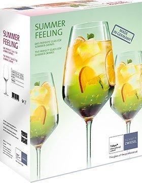 SCHOTT zWIESEL lot de 2 verres à cocktail à verre summer feeling