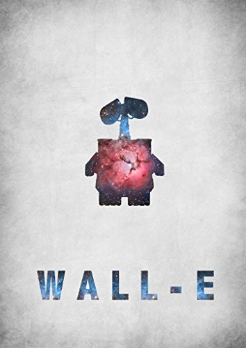 WALL E - US Imported Movie Wall Poster Print – 30CM X 43CM Brand New Disney (Wall-e Poster)