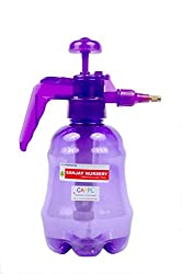 Chhajed Garden Sanjay Nursery'S Garden Pressure Spray Pump 1.5 Liters (Colour May Vary)