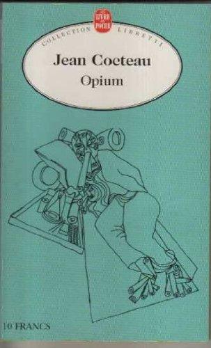 Opium : Journal d'une désintoxication, dessins de l'auteur