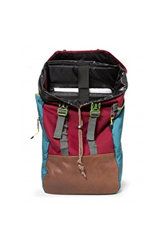 Eastpack Bust Mercge Sac à Dos Mixte Mp Red