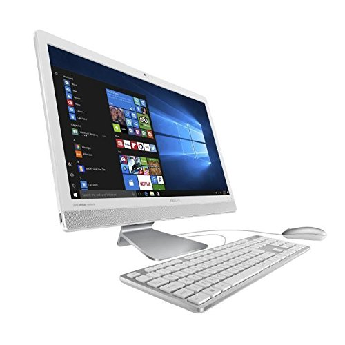 ASUS Vivo PC Tout-en-Un V221IDUK-WA032T 21,5 FHD - 4Go de RAM - Windows 10 - Intel Celeron - Intel HD Graphics - Disque Dur 1To