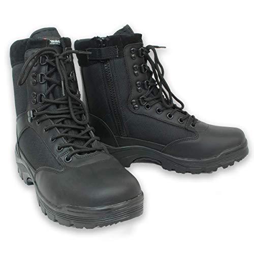 Mil-Tec Tactical Boot Two Zip schwarz Gr.6