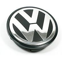 Original Volkswagen VW Pieza de Repuesto VW Tapacubos Llanta de Aluminio (Golf 5, 6, Jetta..)