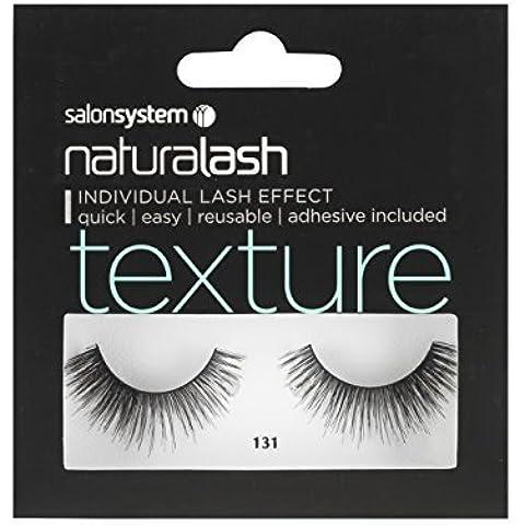 salonsystem Naturalash 3D Corner Boost Texture Mascara Number 131, Black