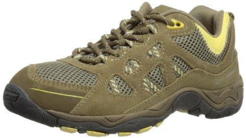 Hi Tec Total Terrain Aero, Chaussures de randonnée tige basse femme Marron (TR-B1-Marron-470)