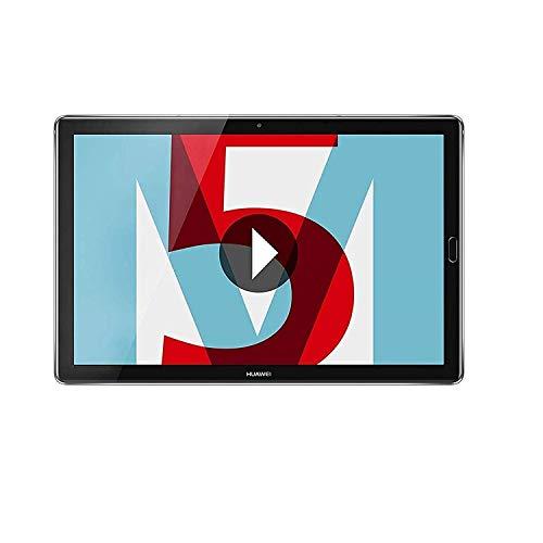 "Huawei MediaPad M5 - Tablet 10.8"" 2K IPS (WiFi, Procesador Octa-Core Kirin 960, 4 GB de RAM, 32 GB de Memoria Interna, Android 8.0) Gris"