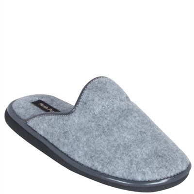 Hush Puppies Boston Felt Grey *