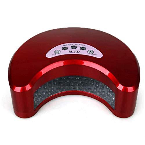 XMGJ Secadores uñas Secador uñas Lámpara fototerapia