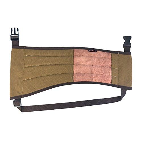 Tourbon verstellbar Gewehr Shotgun Recoil Schulter Pad Shield für Jagd Shooting -