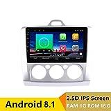 22,9 cm Android 8.1 Auto DVD Multimedia Player GPS für Ford Focus 2 3 2006 2007 2008 2009 2010 2011 Audio Autoradio Stereo Navigator