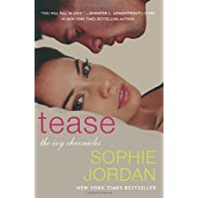 Tease: The Ivy Chronicles by Jordan, Sophie (2014) Paperback