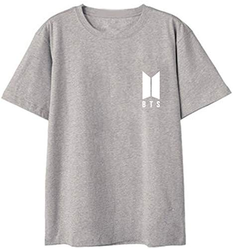 SERAPHY Unisexe Kpop BTS T-Shirt Bangtan Boys Love Yourself Top BTS Tshirts  Suga Jin 69c36968b40