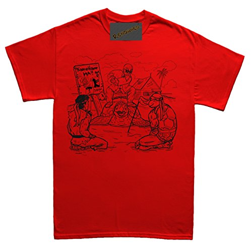 Renowned Trained by the Great Master Unisex-children T Shirt