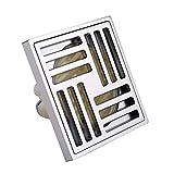 Floor drain Bodenabfluss- Bodenablauf Kupferlegierung Bad Balkon Anti-Smelly Waterproof Washer Dusche Wasserablauf Welcome