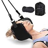 Neck Hammock|Hals Hängematte|Nackenhängematte|Kopf Nackenmassagegerät für Chronische Nacken und...