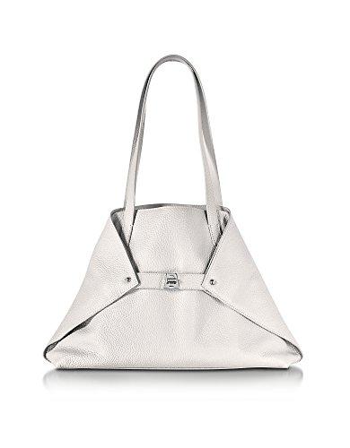 akris-mujer-ai1005pa900001-blanco-cuero-bolso-tipo-shopper