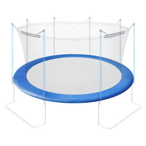 Ultrasport Randabdeckung für Gartentrampolin Ultrasport / Ultrafit Jumper Blau, 251 cm
