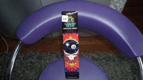 20 Incense stiks Grateful Dead Space Your Face (Liquid Incense)