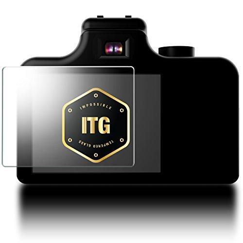 Canon EOS 60D 550D 600D (T3i) LCD–Glas Produkt von Japan, fertig in Korea, unmöglich ist gehärtetem Glas Optische Displayschutzfolie (Lcd Für Canon T3i Monitor)