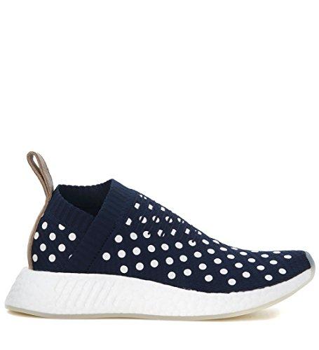 Adidas Originals NMD_CS2 Primeknit Boost W Ladies Sneaker Bleu BA7212