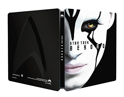 Star Trek Beyond (Steelbook- Edizione Limitata) (Blu-Ray + DVD)