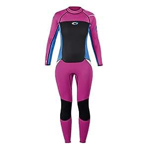 Osprey Origin Girls 3 2mm Full Length Summer Wetsuit - Surf 5ee858277