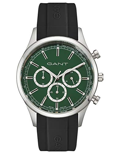 Gant Time GTAD09100199I - Cronografo Ridgefield, 44 mm, 5 ATM
