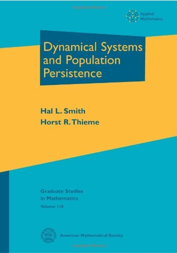Dynamical Systems and Population Persistence (Graduate Studies in Mathematics) by Hal Smith (2011-01-15)