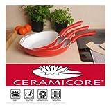 TV Werbung Das Original Ceramicore Kerama Keramikpfannen-Set 5tlg. Vergleich