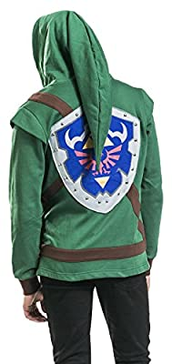 Bioworld - Sweat Cosplay Link The Legend of Zelda (Homme)