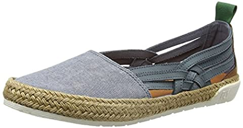 Fly London Damen Eeka960Fly Espadrilles, Blau (Sky Bluecord), 40 EU