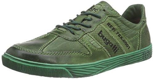 bugattif5017pr1g6-scarpe-da-ginnastica-basse-uomo-verde-verde-grun-700-43