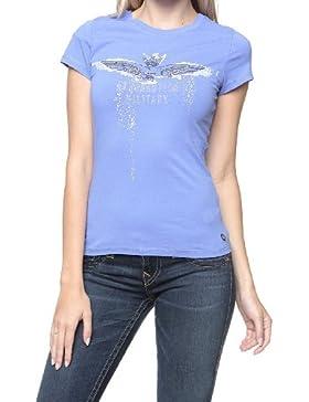 Aeronautica Militare Camiseta Emelie Paste