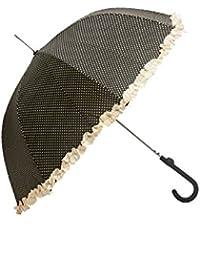 Paraguas largo - Frou Frou - de fibra de vidrio de montaje - SOLID EXTREME - contra viento
